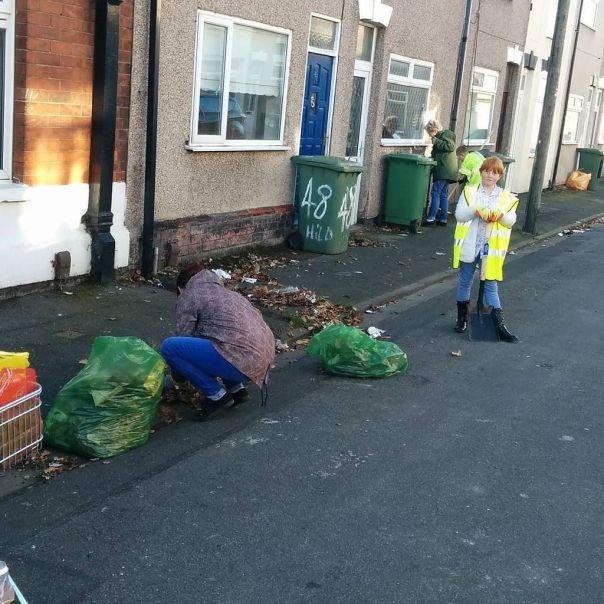 Hildyard Street Cleaning