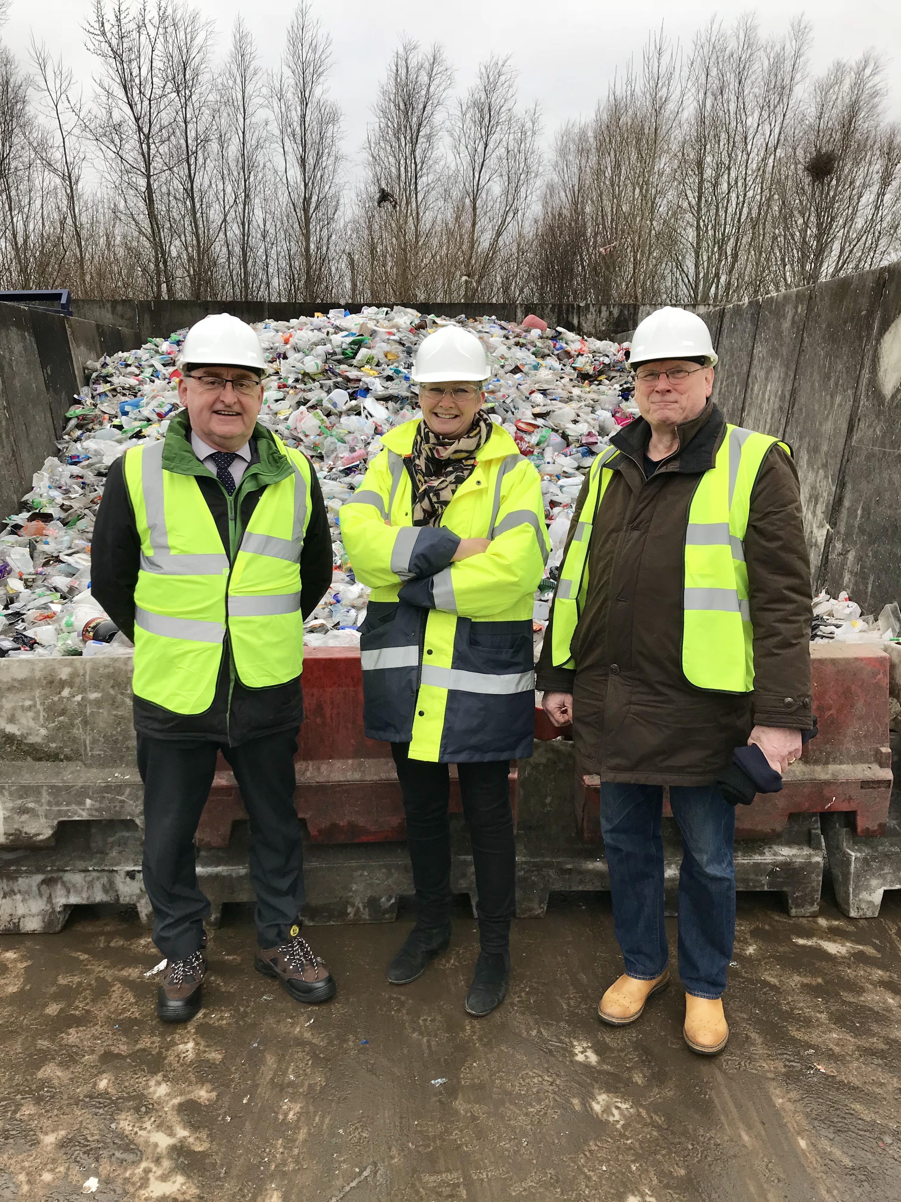 Cyril Dave and Liz at Waste Plant.jpg