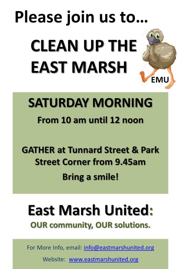 East Marsh United Flyer Street Clean - Generic