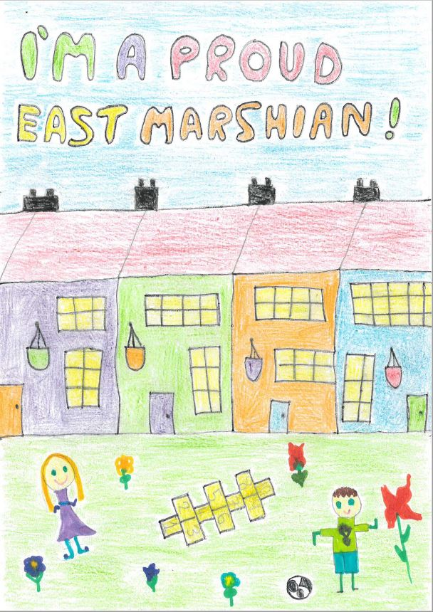 I'm a Proud East Marshian competition